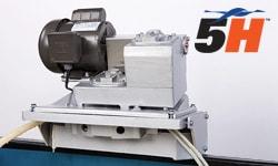 Model 5H oil skimmer