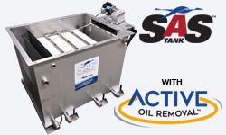 SAS - Separate and Skim Tank